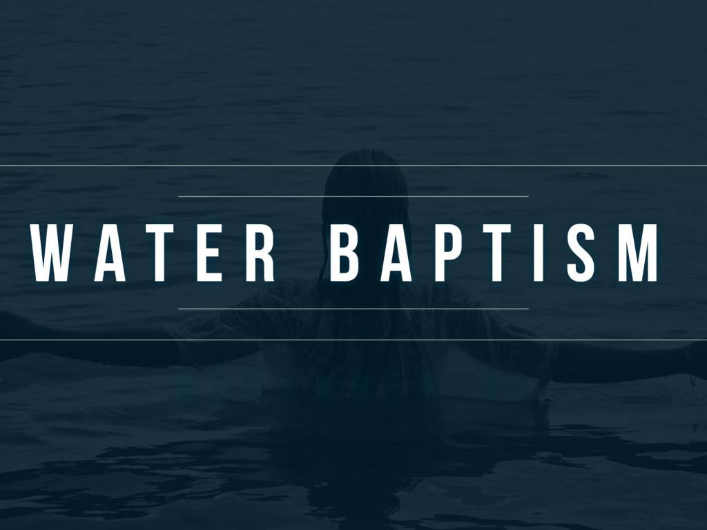 Water Baptism Sunday | www.imgkid.com - The Image Kid Has It!